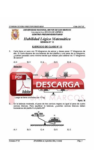 Semana 13 Pre San Marcos 2017-II (UNMSM) PDF.JPG