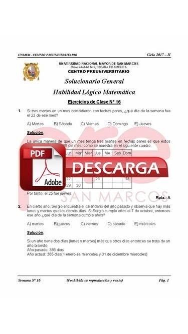 Semana 16 Pre San Marcos 2017-II (UNMSM) PDF.JPG