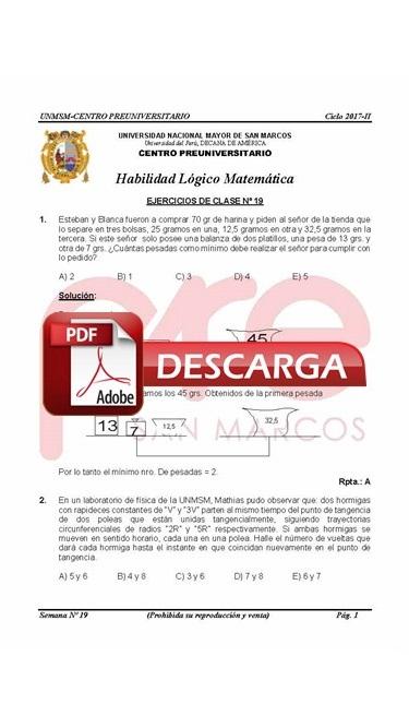 Semana 19 Pre San Marcos 2017-II (UNMSM) PDF.JPG